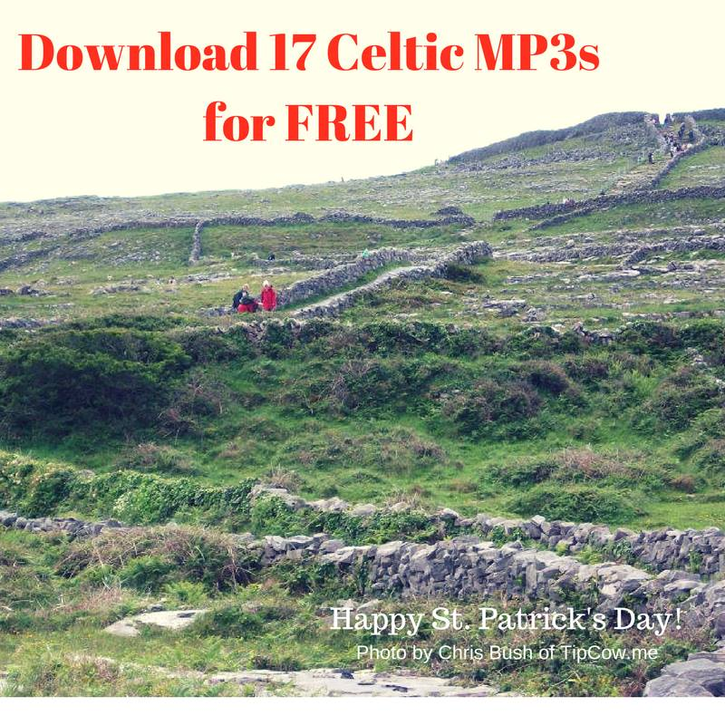 Download 17 Celtic MP3s for Free