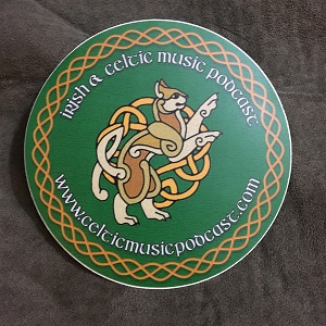 Bumper Sticker Irish & Celtic Music Podcast
